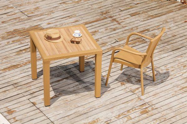 Armchair Royal & Table Antares_medium