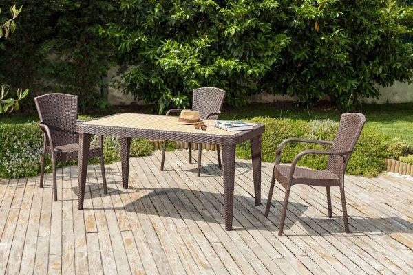 Table Osaka & Armchair Royal_medium (5)